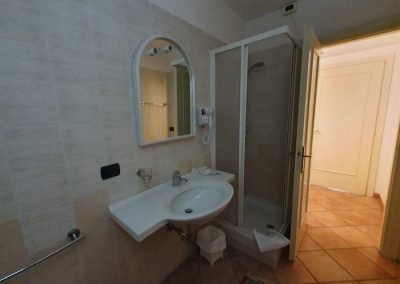 Rooms - Bathroom - Tenuta di Pietra Porzia