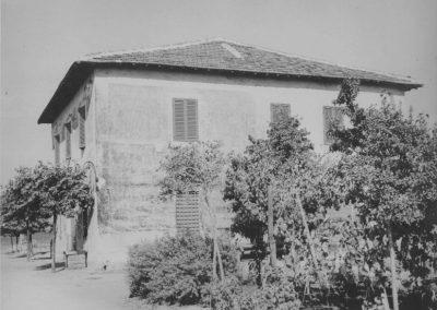 Tenuta di Pietra Porzia - Foto storica