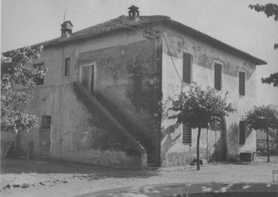 Tenuta di Pietra Porzia - Foto d'epoca Della casa