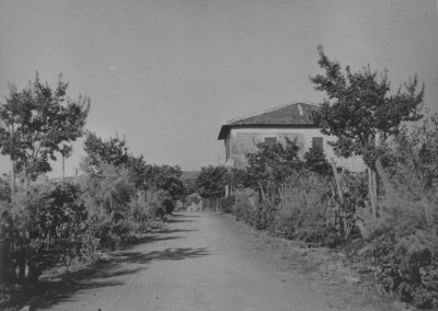 Tenuta di Pietra Porzia - Foto d'epoca
