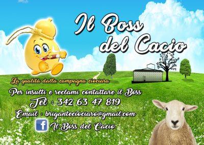 BV FRONTE BOSS CACIO